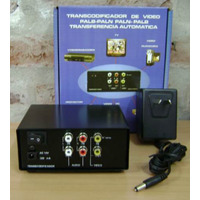 Transcoder O Transcodificador Pal B / Pal N Profesional