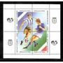C@- Argentina - Block Gj # 84- Mundial De Futbol Italia 90 -