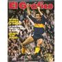 El Gráfico 3220 - Jorge Benitez - Boca 4 San Lorenzo 0