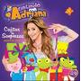 Cd Cantando Con Adriana - Cajita De Sorpresas - Vol.9. Nuevo