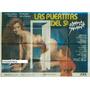 Afiche Las Puertitas Del Señor López Lorenzo Quinteros 1988