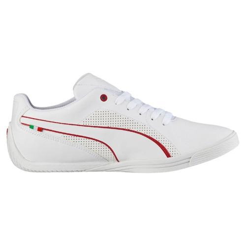 ac2f5489bd2 Zapatillas Puma Selezione Sf Nm2 Blanca-rojo Talle 43