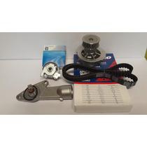 Kit Distribucion Chevrolet Corsa 1.4 Orig.c/bomba/termostato