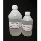 Resina Epoxi Cristal Tack Vidrio Liquido X750gms Microcentro