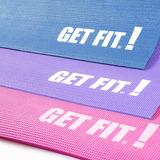 Colchoneta Yoga Mat 6mm. Fitness Gym Matt Importada Get Fit!