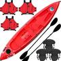Kayak Atlantikayak Triplo 3 Personas Envios Economicos