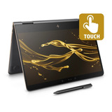Notebook Hp Spectre X360 Intel Core I7 8gb 256gb Touch W10