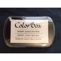Tinta Color Blanco Box Pigmento Importada Manualidades Scrap