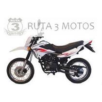 Moto Gilera Sahel 150 2016 0km
