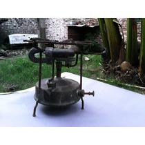 Antigua Cocinita Calentador
