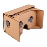 Vr Google 3d Cardboard Lente Realidad Virtual Smartphone 6
