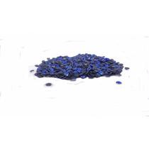 Strass Termoadhesivo 3mm 1000u Azul (hotfix)/ramos Mejía