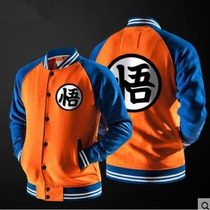 Campera Dragon Ball Z Goku Kakaroto Unisex