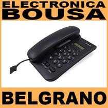 Teléfonos Fijos Panacom 7550 Identificador De Llamada