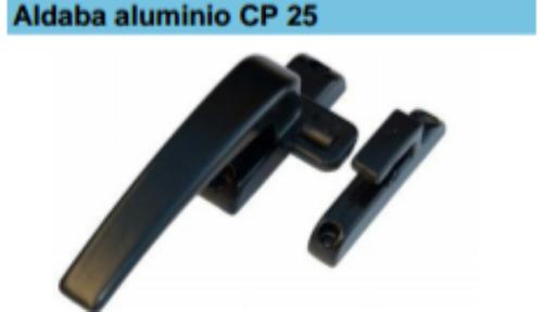 Accesorios para ventanas de abrir modena herrero rotonda for Cotizacion aluminio argentina
