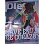 Diario Ole Poster Gigante River Campeon Libertadores 2015
