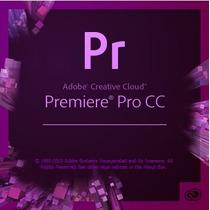 Adobe Premier Cc2017 32/64 Bit Español / Mac
