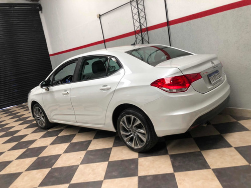 Citroen C4 Lounge Hdi Tedance Pack 2016 Impecable Permuto
