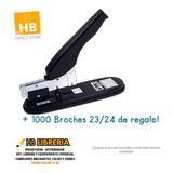Abrochadora Profesional Imprentas Folletos 240hjs + Broches