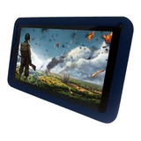 Tablet 7 Pulgadas Kids Apta Chicos Con Funda Antigolpes Enov