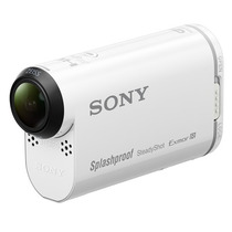 Sony Action Cam Hdr-as200vr/wc Con Wifi Y Gps Kit Sumergible