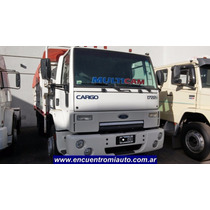 Ford Cargo 1722 Carroceria Tp Tomo Menor Valor Multicamju