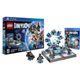 Lego Dimensions Batman, Gandalf, Wyldstyle, Batmobile Ps4