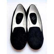 Ballerina Chatita Mujer Zapatos Bota Almacen De Cueros