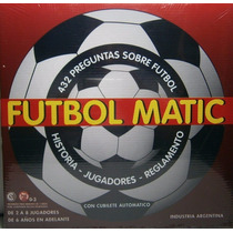 Juego Fútbol Matic