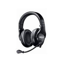 Micrófono De Diadema Shure Brh440m Con Dos Auriculares