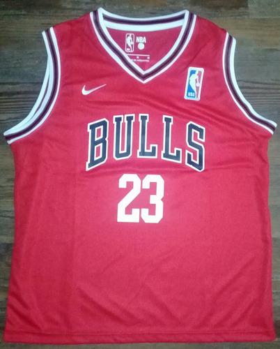 Musculosas Basket Chicago Bulls 23 Jordan Roja 699505ab083