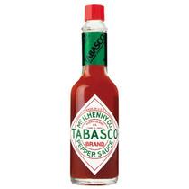 Salsa Tabasco Original, Chipotle, Verde, Garlic X 60 Ml