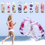 Reloj Pulsera Mujer Led Digital Silicona Estampado Deportivo