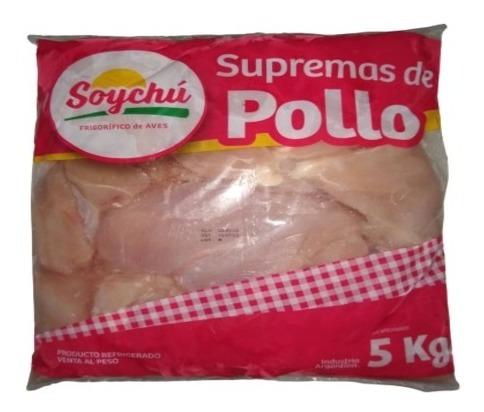 Supremas De Pollo Refrigeradas