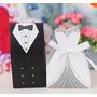 Souvenir /cajas De Papel Novia Novio /casamiento/aniversario