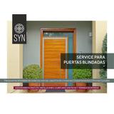 Service Para Puertas Blindadas (presupuesto)
