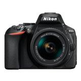 Camara Nikon Reflex D5600 24.2 Mpx Full Hd Lcd 3.2 Rotativo