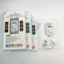 I-flashdrive Lector De Memoria Dual Para Iphone/ipad/ipod