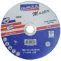 Disco De Corte Master Acero Doble A 178mm 7(lanus)