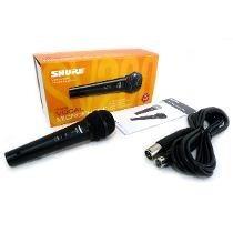Micrófono Shure Sv200 Con Cable En Zona Oeste Y Caba