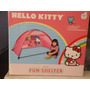 Casita De Juegos Carpa Plegable De Hello Kitty