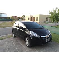 Honda Fit Exl Aut. 2013