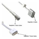 Cambio Reparacion Cargador Cable Nuevo Magsafe 1 2