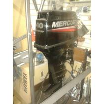 Mercury 40 Hp 3 Cilindros Electrico Una Bestia El Mejor $$$$
