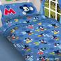 Sabanas Infantiles Piñata Mickey Cars Jake Minnie Kitty