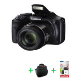Canon Sx540 Hs 20mp Full Hd 50x Wi-fi Nfc + Bolso + 32gb