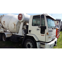 Ford Cargo 1722 Con Trompo Indumix