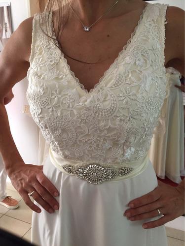 Vestido de novia mi soleil