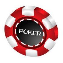 Fichas Estrellas De Poker Vinilo Decorativo Pegatina