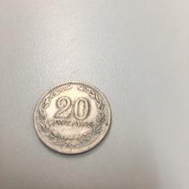 20 Centavos 1930 Cj# 80